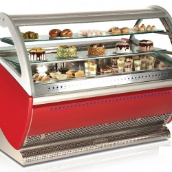 Art Deco Pastry case