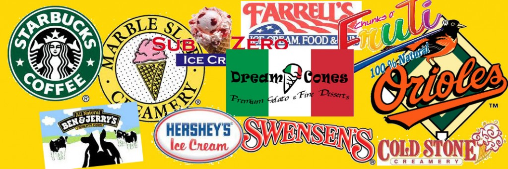 Many dessert/light food franchise brands to choose from