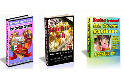 Become an Ice Cream Expert with our eBooks